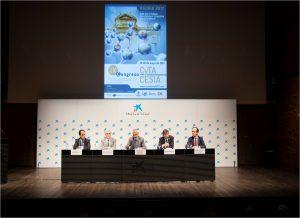 2. Acto inaugural IX Congreso CyTA-CESIA. Caixa-Forum. 17 de Mayo